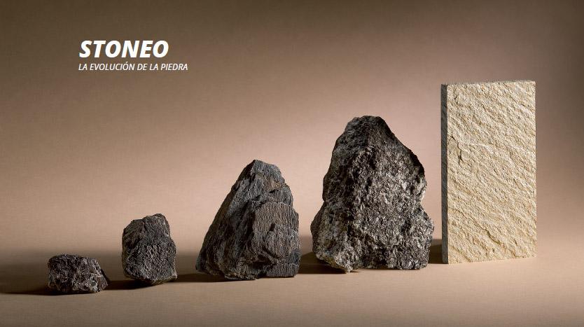 Stoneo - La evolución de la piedra